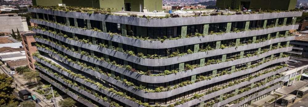 Edificio Antejardin