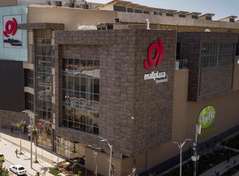 Mall Plaza - Cementos Argos Colombia