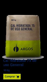 Cal Hidratada de Uso General - Cementos Argos