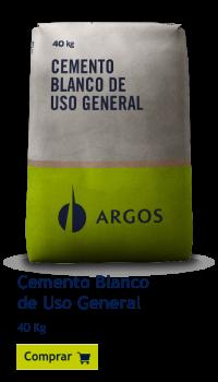 Comprar Cemento Blanco de Uso General - Cementos Argos