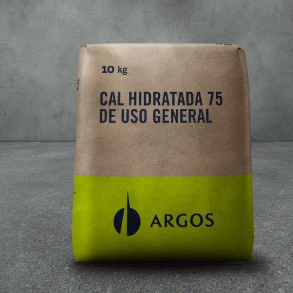 Cal Hidratada 75 de Uso General - Cementos Argos