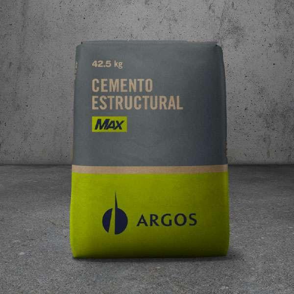 Cemento Estructural Max - Cementos Argos