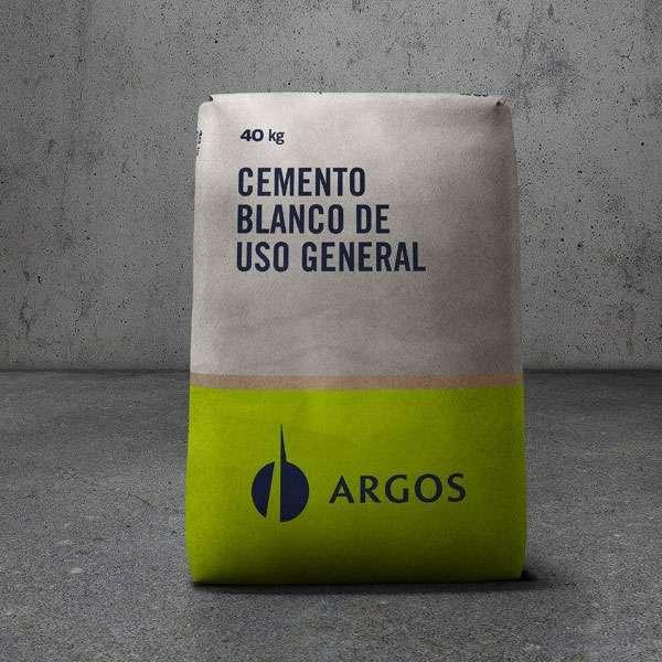 Cemento Blanco de Uso General - Cementos Argos