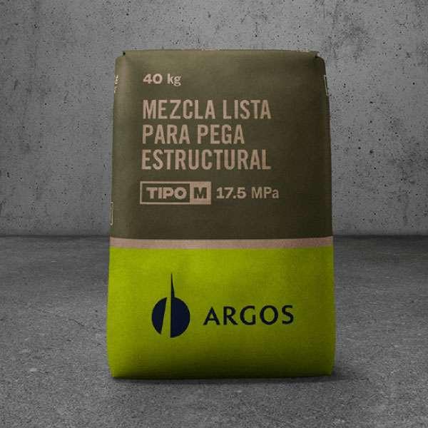 Mezcla Lista para Pega Estructural - Cementos Argos