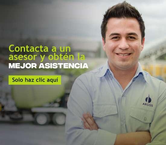 Contacto asesor comercial - Cementos Argos