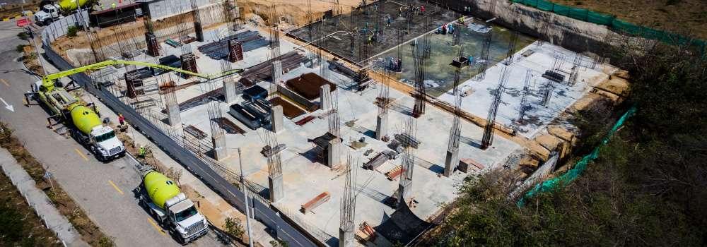 Construcción plan de formación para concreteras