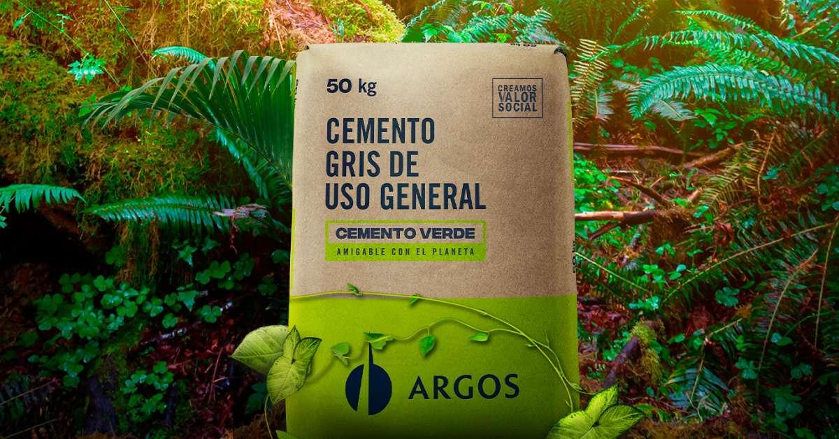 Cambio climático Sacos Verdes Argos