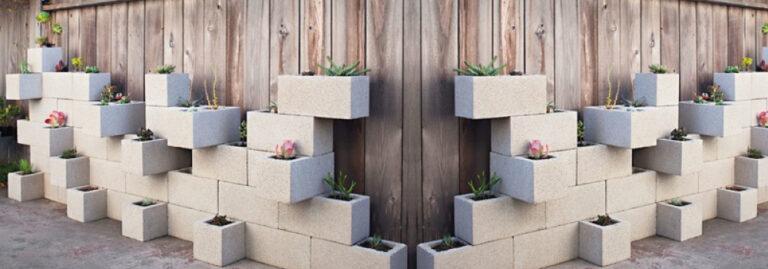 Como construir un jardín vertical